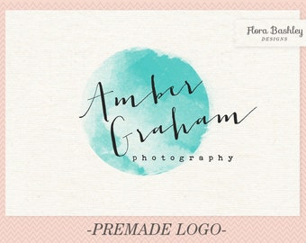 Custom Logo Design Premade Logo and Watermark - FB127