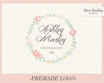 Premade Logo and Watermark - FB115