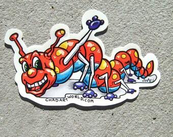 Legs - Custom Art Sticker