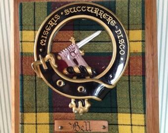Popular Items For Scottish Clan On Etsy