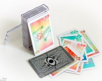 Anthrocemorphia Playing Card Deck  by Sophia A Zhou
