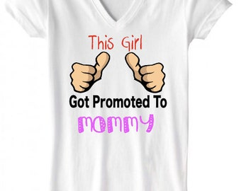 New mommy shirt