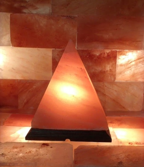 Himalayan Salt Lamps Authentic : Hand Carved Authentic Himalayan Salt Crystal by HimalayanSaltLamps