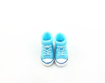 love your colorful converse----neon blue(blythe shoes/licca,Azone)