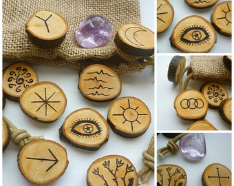 Witch Rune Set