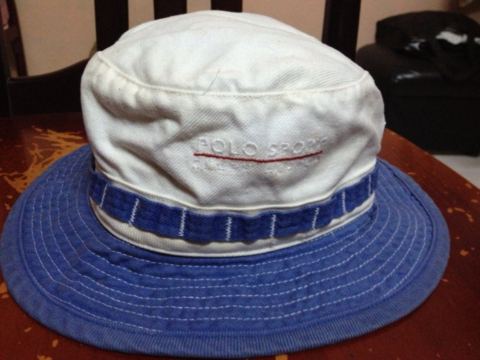 Used polo ralph lauren cap hat fishing free size by pijelilix for Polo fishing hat
