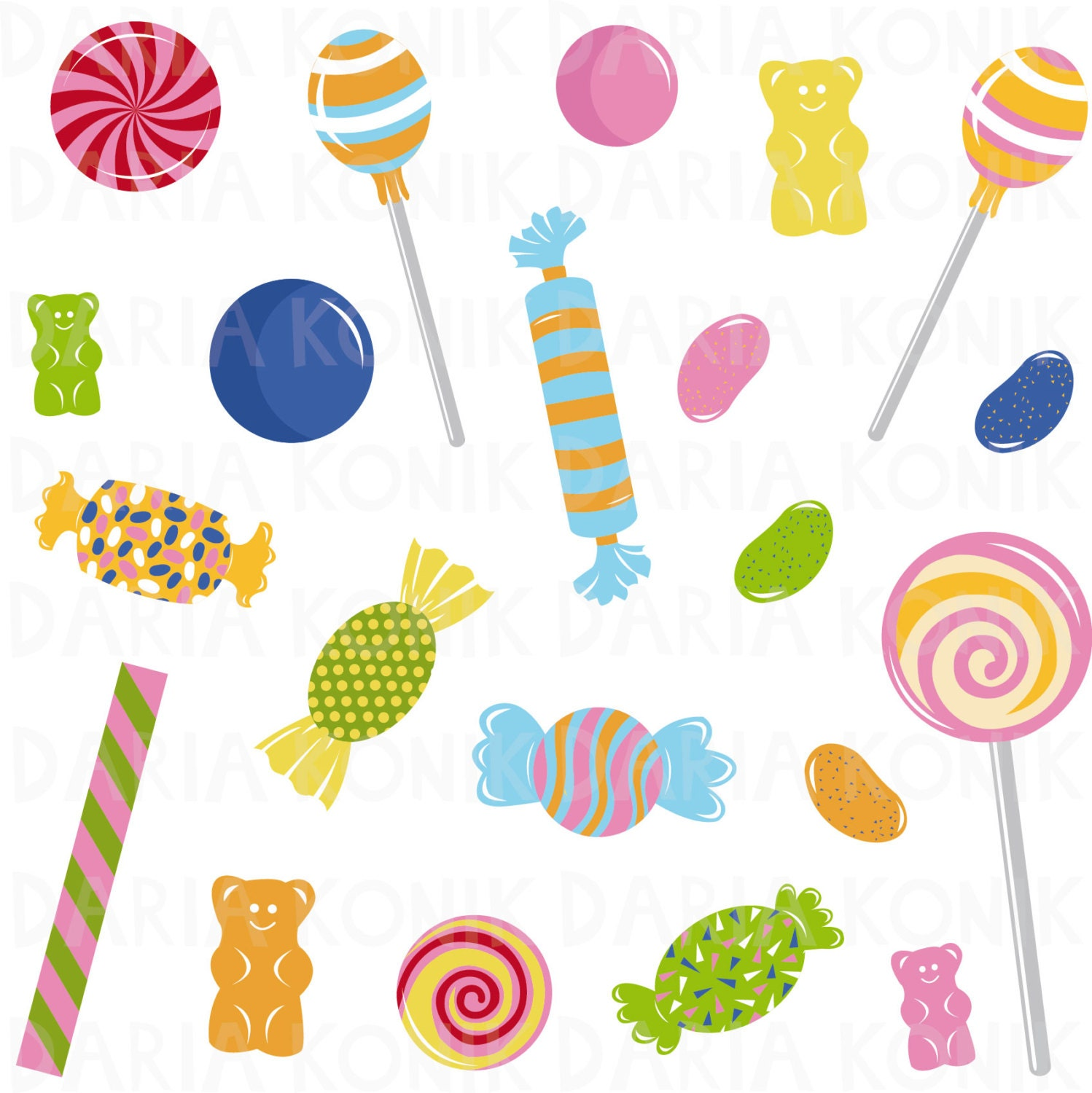 free clipart pictures sweets - photo #19