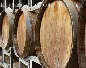 Wine Barrels from France