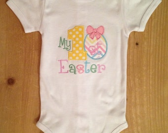 My 1st Easter Baby Bodysuit or Shirt
