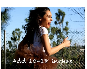 Add Length To Any Tutu