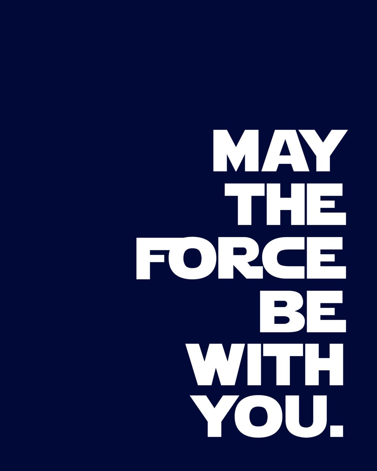 Star Wars Quotes The Force: Star Wars Quotes For Nursery/Boys Nursery/The Force Is Strong