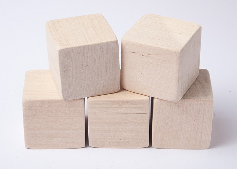1 1 2 inch 4 cm unfinished wood blocks for wood crafts for Unfinished wood pieces for crafts