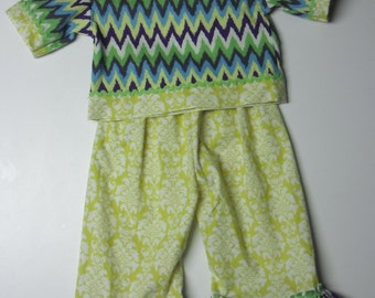 Mardi Gras/Spring Outfit