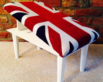 Restored Vintage 'Comfie' Foot Stool