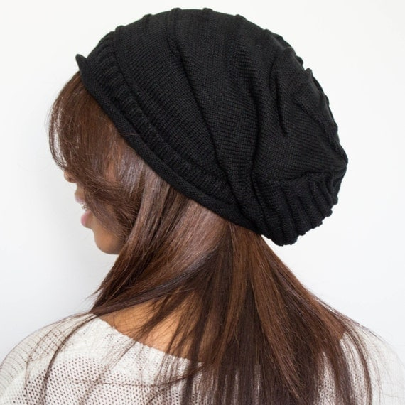 Satin Lined Winter Hats For Natural Hair