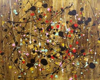Pradera - Abstract Modern Art