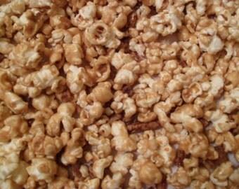 BUTTER PECAN CARAMEL Corn Popcorn!!! (1 lb)