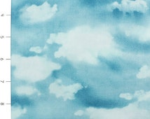 Coastal Breeze Sky Aqua by Moda