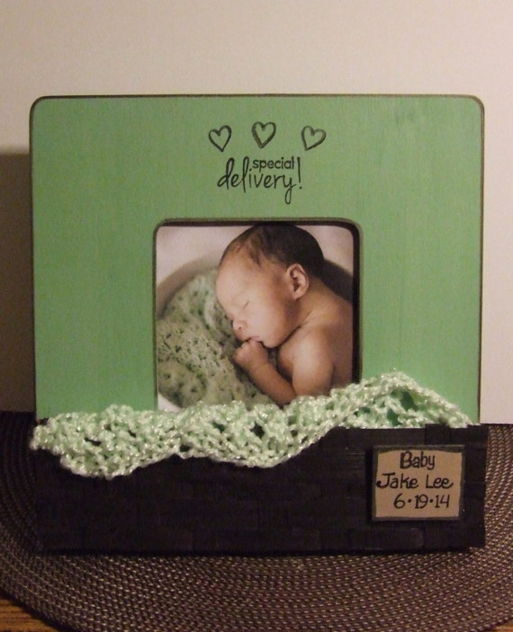 frames baby personalized baby frames with birth date weight and measurements baby girl baby boy