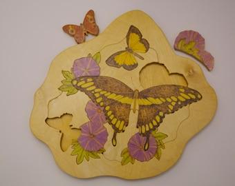 "Puzzle Art ""Butterflies"""