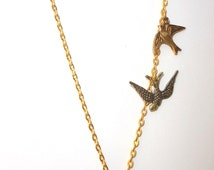 Dauntless inspired tribute in Gold or Silver plated Necklace inspired by Divergent books