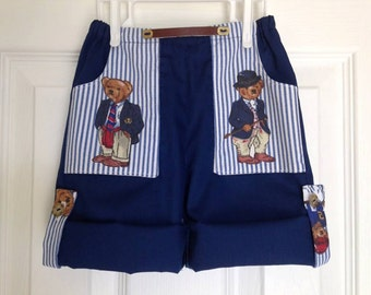 Convertible pants - baby, toddler, boy. Sizes 6 mos to 8 years