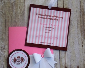 Inspired Juicy Couture Party package