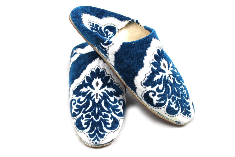 Moroccan Slipperswomen SlippersMoroccan BaboucheVelvet