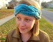 Winter Twists: Braided Headband Pattern - PurlOrDie