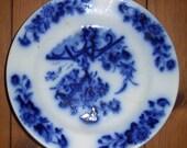 Flow Blue Fruit/Salad plate