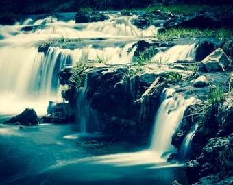 Waterfall Briggs Woods Park