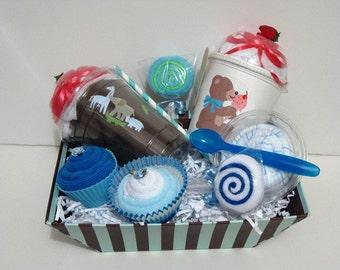13-Piece Sweetest Baby Gift Basket