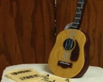 Fondant Guitar