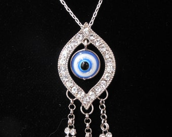 Unique Evil's Eye necklace