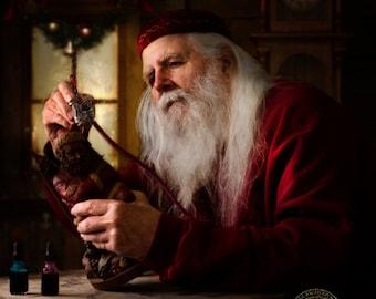Santa's R&R