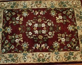 100% Wool Hand Tufted Rug  #9001-209