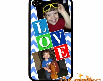Personalized iPhone Case, iPhone 4, iphone 4S, iPod Touch, custom iPhone case, iPhone 5 5S 5C, iPhone Case,personalized photo iPone cover