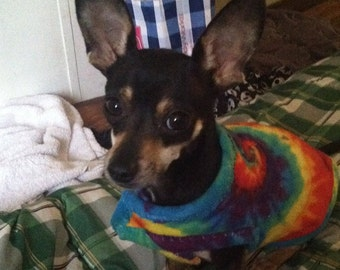 Fleece Doggie Sweater