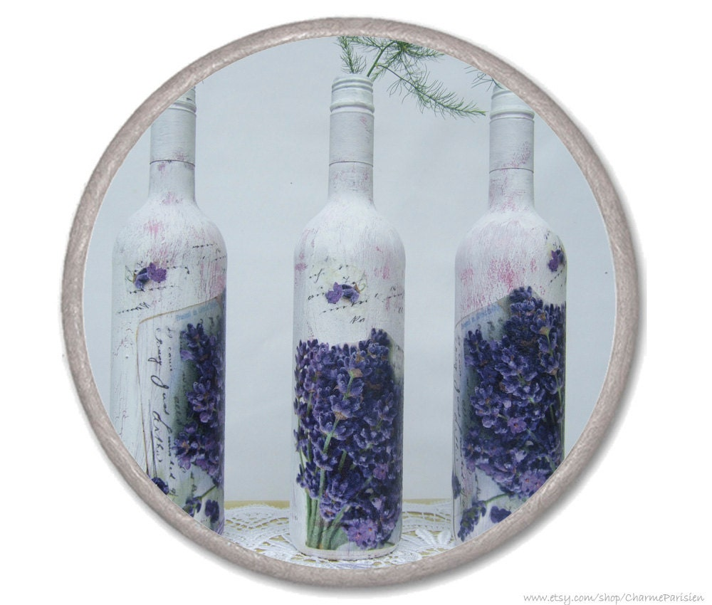 10 diy glass bottle wood vase coke bottle and pallets 355 best set of vases shabby chic lavender recycled wine bottles chic diy wine bottle vases floridaeventfo Gallery