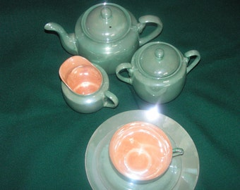 Japanese Luster Ware
