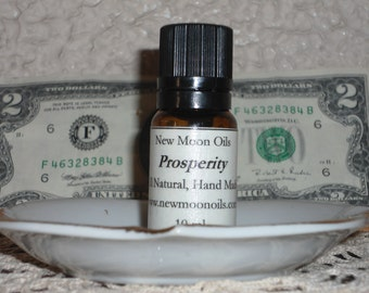 All Natural Prosperity Oil