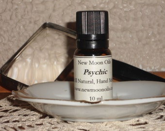 All Natural Psychic Oil