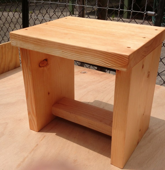 Heavy Duty Solid Wood Multi Purpose Stand 1000 By