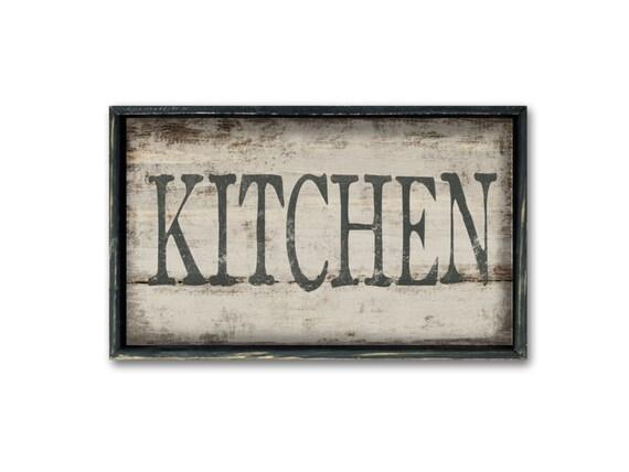 kitchen wooden sign kitchen decor kitchen wall art restaurant