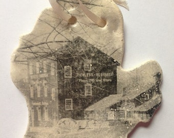 SOLD OUT Frankenmuth mill - Michigan - Photo Pottery