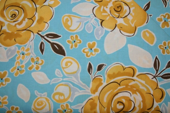 Tea garden darjeeling blue by dena designs for free for Dena designs tea garden fabric
