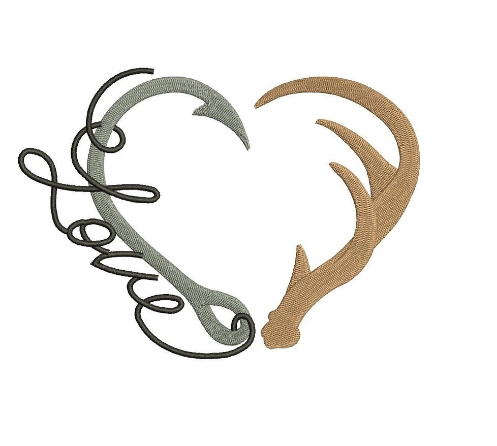 Fish hook heart clipart the image kid for Fish and hooks