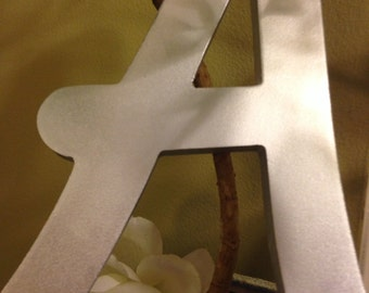 Shabby Chic Letter Wall Decor, Monogram, PiCK yoUR lETTer and ColOR