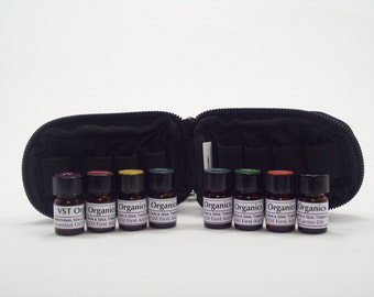 Essential Oil First Aid Kit