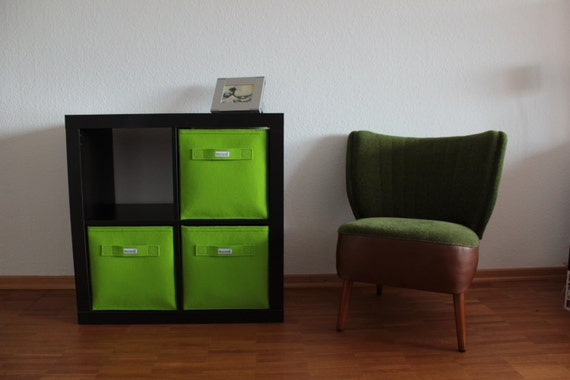 Ikea Trones Schuhschrank Gebraucht ~ storage boxes fit into Ikea Expedit and Kallax, felt boxes for shelves
